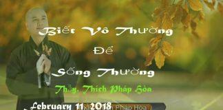 biet-vo-thuong-de-song-thuong-thich-phap-hoa
