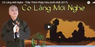 thich-phap-hoa-co-lang-moi-nghe